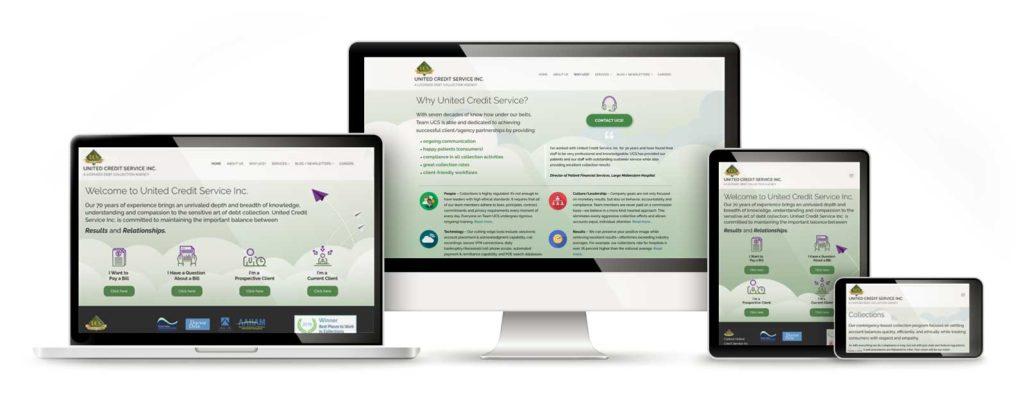 UCS web development support image